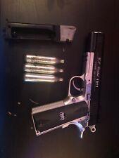 New listing WG CNB-4601 M1911 Airsoft Hand Gun