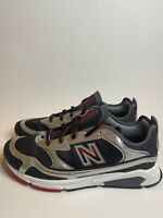 New Balance X-Racer Men's Shoes Black-Velocity Red MSXRCSNG