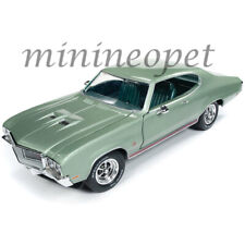 AUTOWORLD AMM1149 1970 BUICK GRAND SPORT GS 455 SWEET PEA 1/18 MCACN GREEN