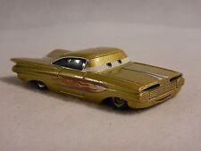 Disney Pixar Cars Yellow Ramone 1959 Chevrolet Impala Diecast Loose.