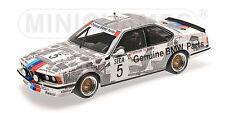 Minichamps 155852505 BMW 635 CSI BMW Belgium Winner SPA 24H- 1:18  #NEU in OVP#