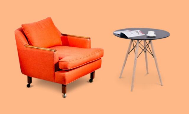 eBay - Big Saving: Vintage & Modern Furniture