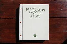 Pergamon World Atlas. Pergamon Press. Oxford, London, New York, Toronto, Sydney