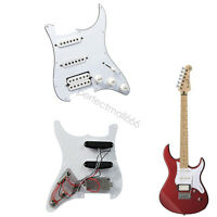 1 Set Electric Guitar Prewired Loaded HSS Pickguard For Squier Strat Guitar