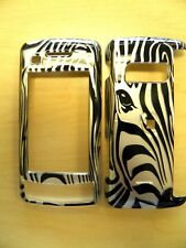 VERIZON LG EnV TOUCH VX 11000 ZEBRA FACES SNAP ON COVERS/CASES NEW