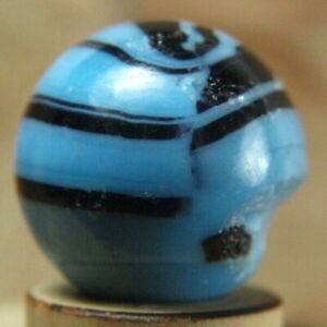 "dug BLUE PANTHER PELTIER RAINBO MARBLE 20/32""  NrMnt-"