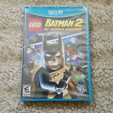 LEGO Batman 2: DC Super Heroes (Nintendo Wii U, 2013)