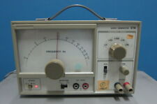 Leader 27a Audio Signal Generator 10 Hz To 1 Mhz