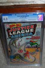 Brave and the Bold #28 CGC 4.0 DC 1960 1st Justice League! JLA! 111 1 cm clean!
