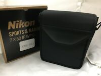 nikon binoculars 7 x 50 IF WP Sports and Marine CASE ONLY