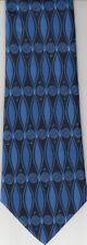 Lanvin-Paris-Authentic-100% Silk Tie-Made In France-La28- Men's Tie
