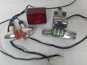 SUZUKI 800 INTRUDER VS800 TAIL LIGHT LICENSE REAR SIGNALS