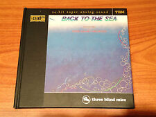 BINGO MIKI BACK TO THE SEA OOP AUDIOPHILE JAPAN TBM XRCD 24 THREE BLIND MICE