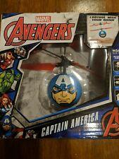 World Tech Marvel Avengers Captain America Flying UFO Ball