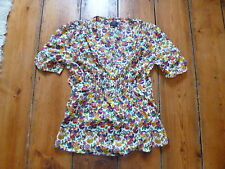 Topshop Cotton Semi Fitted Blouses for Women