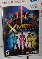 NINTENDO WII X-MEN DESTINY  VIDEO GAME 2011 BRAND NEW SEALED