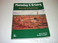 Photoshop 6 Artistry ~ Mastering the Digital Image (Includes CD-ROM) ~ Book