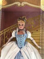 Walt Disney Cinderella 50th Anniversary Barbie Doll New in Box Purchased in 2000