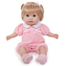 """Berenguer **Nonis in Pink ** 15 """" Baby Doll Open/Close Eyes Made in Spain 30021"""
