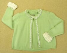 Trish Scully Sweater Set with Pearls (estimated size 12