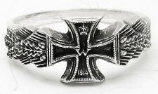 patriotischer Ring Ek-ring 1914 Top