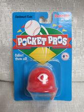 1997 Cincinnati Reds Riddell Pocket Pros Baseball Mini Helmet