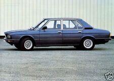 MANUALE OFFICINA   BMW  525  e  528  1977 Italiano
