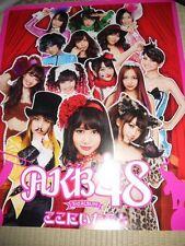 AKB48 [Koko ni itakoto] Promo POSTER JAPAN LIMITED!