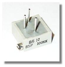 Allen Bradley Cermet Potentiometer - 100 kohm - 25 Turn Precise Control - 85P