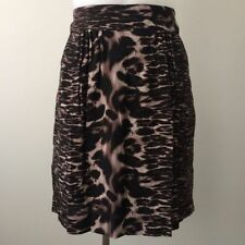 Witchery Viscose Animal Print Skirts for Women