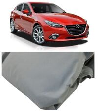 Car Cover Suit Mazda 3 Hatchback 4.07m to 4.57m WeatherTec Weather Resistant