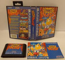 Console Game Gioco SEGA 16 BIT MEGA DRIVE Megadrive Play PAL - Dynamite Headdy -
