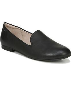 Soul Naturalizer Women's Alexis Slip-on Flat Loafers Size 10M Black