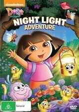 Dora the Explorer: Night Light Adventure - Valerie Walsh NEW R4 DVD