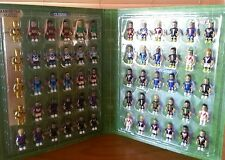 2016 NRL Micro Figures Complete Set all 3 stages in folder