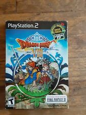 Dragon Quest VIII: Journey of the Cursed King (PlayStation 2, 2005) *NEW/SEALED*