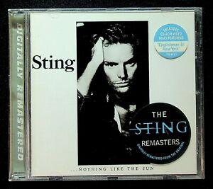 EBOND Sting – ...Nothing Like The Sun CD CD020016