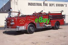 Fire Truck Photo Industrial FD Open Cab ALF 900 Series Engine Apparatus Madderom