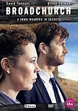 Broadchurch [DVD] [2013], , Used; Good DVD