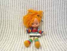 Vintage Rainbow Brite Plush Doll 1983