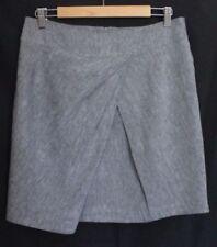 Portmans Knee-Length Polyester Machine Washable Skirts for Women