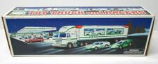 1997 Hess Toy Truck and Racers, New