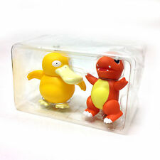 "Vintage 90s Nintendo Games POKEMON Monsters 5"" Toy Action Figures set charmander"