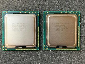 *MATCHED PAIR* INTEL XEON X5670 Six Core 2.933GHz LGA1366 CPU Processor SLBV7