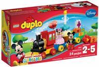 LEGO DUPLO l Disney Mickey Mouse Clubhouse Mickey & Minnie Birthday Parade 10597