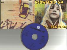 Republica FLOWERED UP It's on /Egg w/ EDIT  & Take it LIVE CD single USA seller