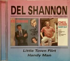 DEL SHANNON Little Town Flirt/Handy Man - 2 LPs on 1 CD