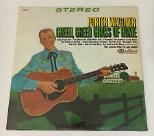 Porter Wagoner Green, Green Grass of Home Stereo RCA LP 1968 (NM)