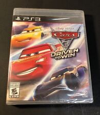Cars 3 [ Driven to Win ] (PS3) NEW