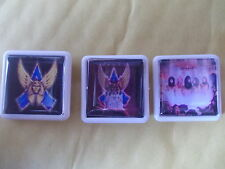 3 ANGEL ALBUM BADGES / PINS FREE POST IN THE UK  PICTURE IN LISTING